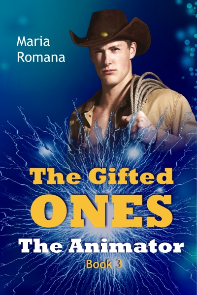 Gifted Ones Book 3